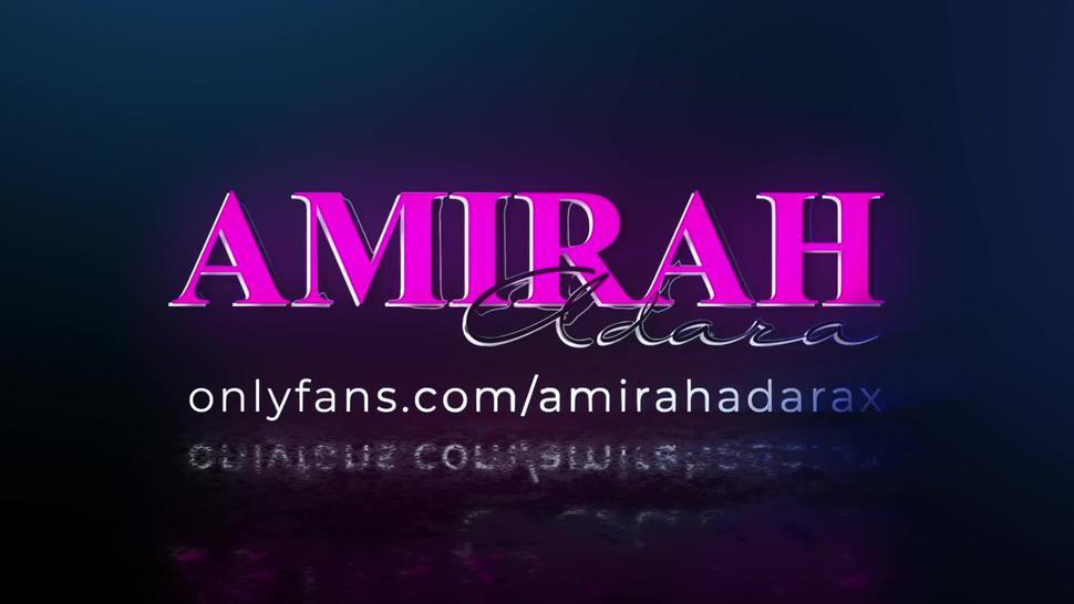 Amirah Adara is the birthday gift