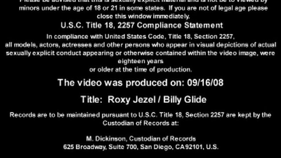 Roxy Jezel & Billy Glide - I Have A Wife #3 Scene 1