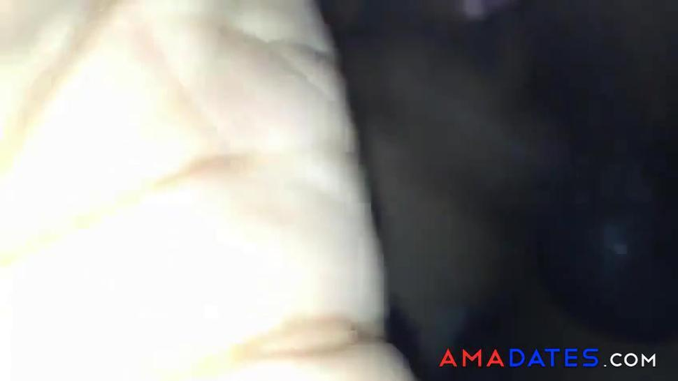 She really wanted that cum in her mouth