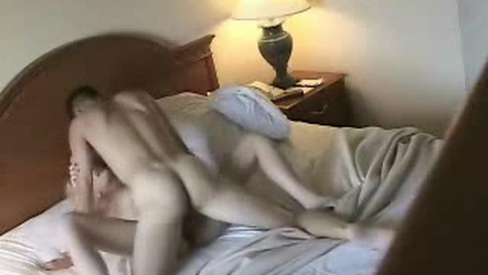 Couple Has Vacation Sex In A Hotel