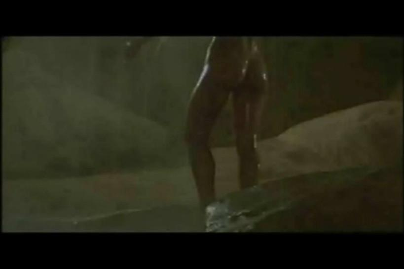 Phoebe Cates Paradise Shower Waterfall Naked Nude