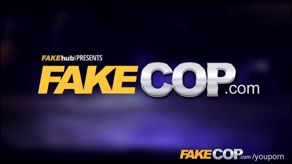 Fake Cop - On the prowl for hot young girls