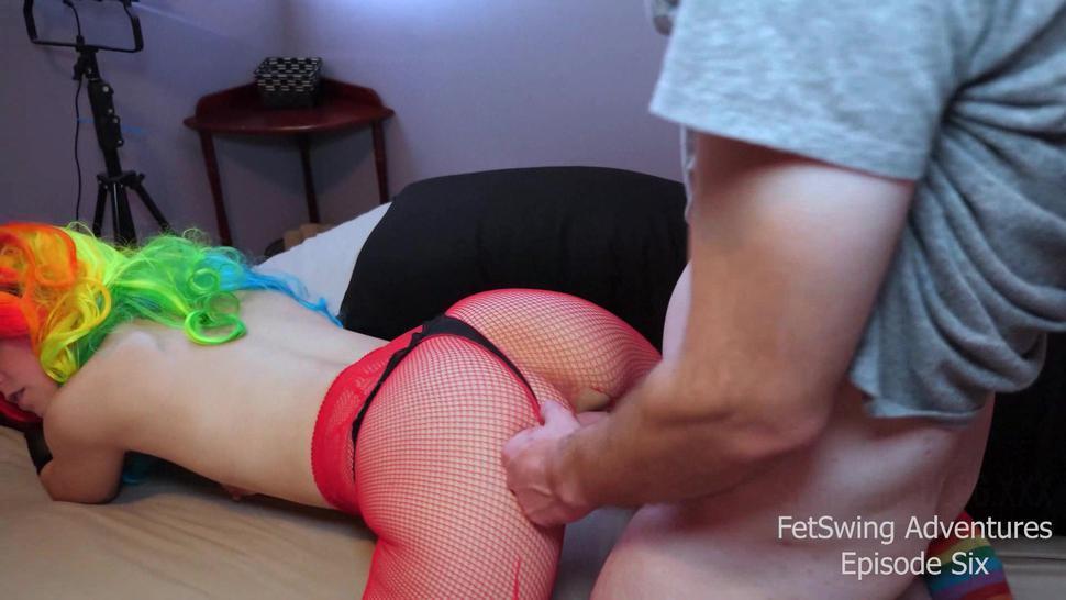 SWINGER-BLOG XXX - Nasty tattooed amateur hottie gets her cunt fucked hard