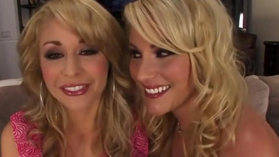 Monique Alexander and Samantha Ryan