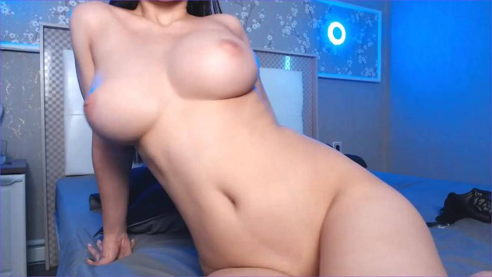 Asian girl with big boobs!