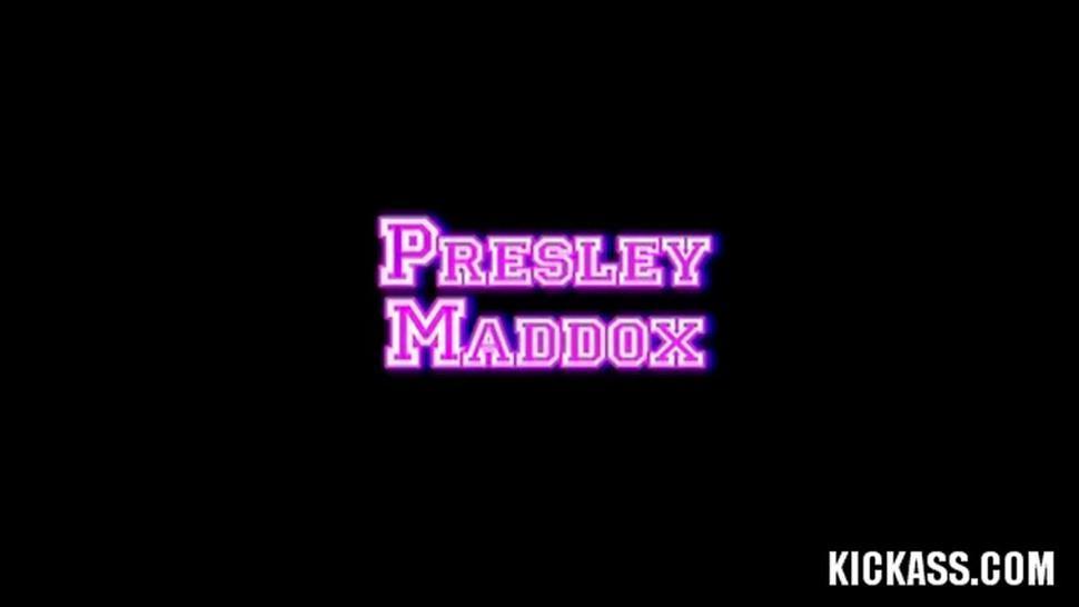 Presley Maddox - Teen Power