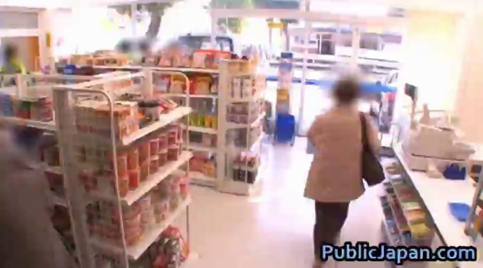 Making out in his Supermarket Makes Sora part5
