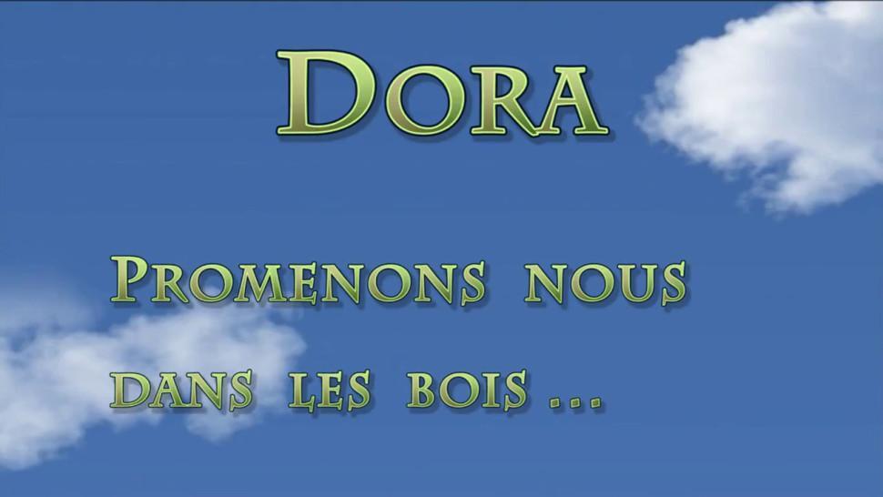 French-Bukkake - Dora special black