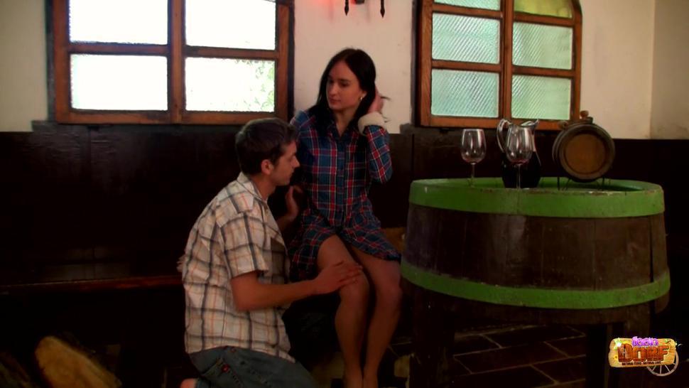 Sex During Wine Tasting