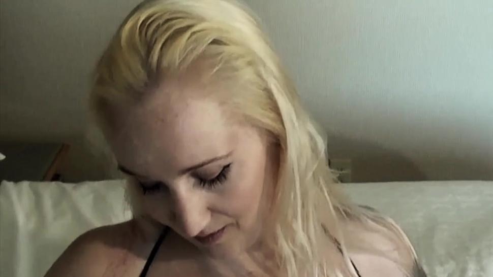 Blonde Hair Big Boobs Dirty Mouth