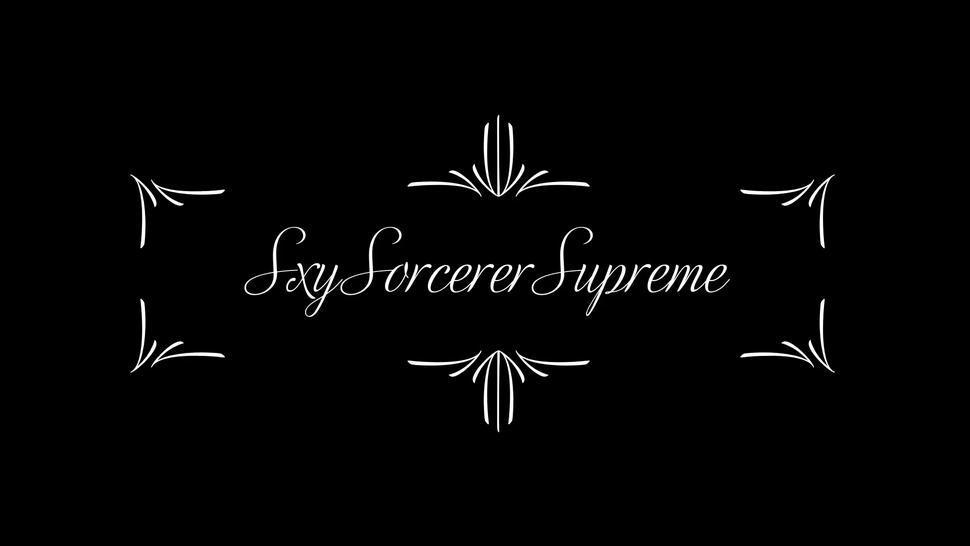 INTIMATE VIEW -SxySorcererSupreme- MASSIVE FEMALE ORGASM DENIAL & SCREAMING LOUD MULTIPLE ORGASMS