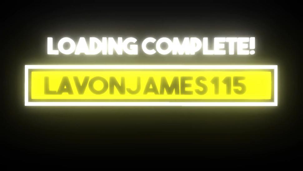 Lavon James 1st Sybian Ride
