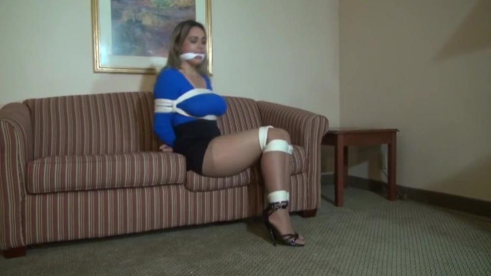Megan Jones in trouble