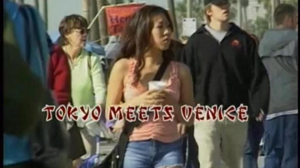 Asian fever, Tokyo meet Venice