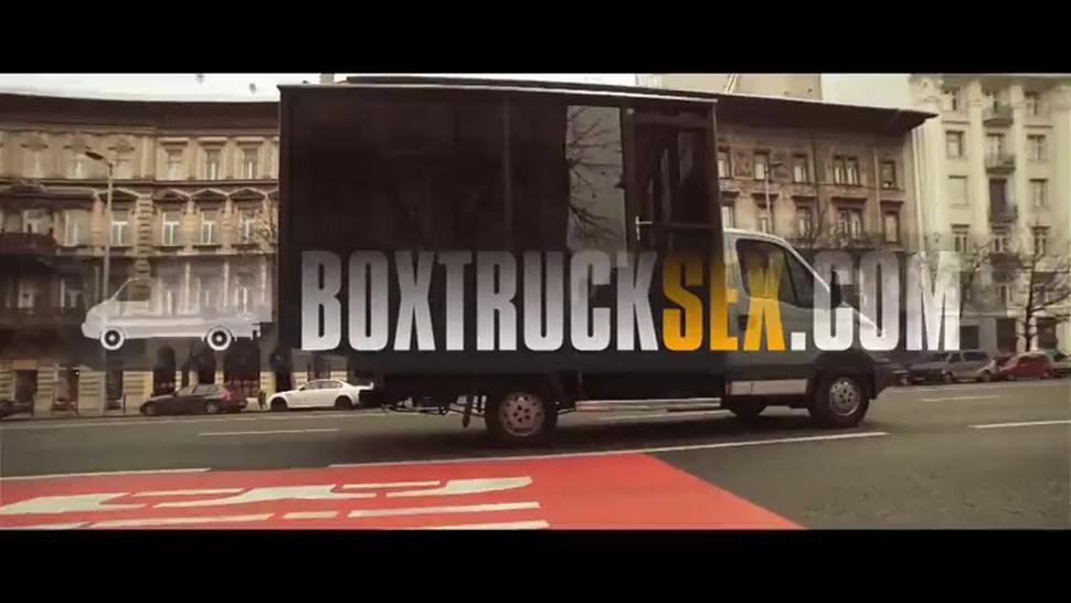 Blondie Fucked In Box Truck - Sweet Cat