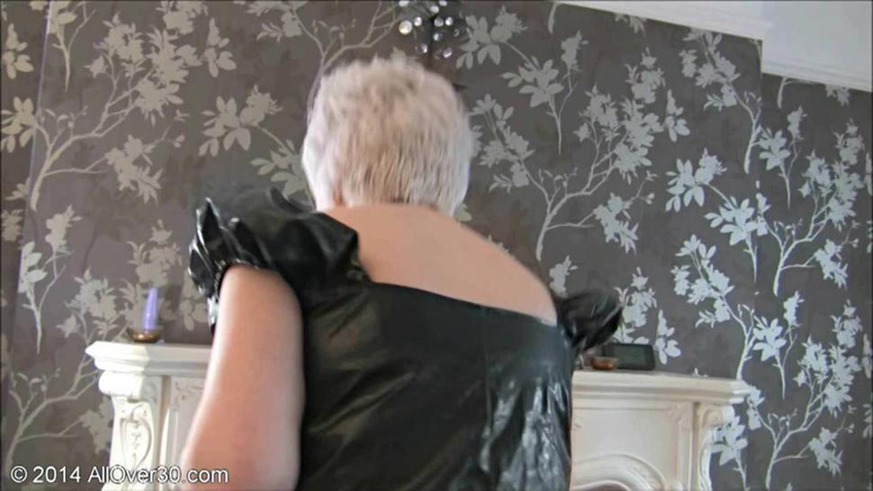 Mature Blonde Wants To Try Black Dick - Sally Taylor