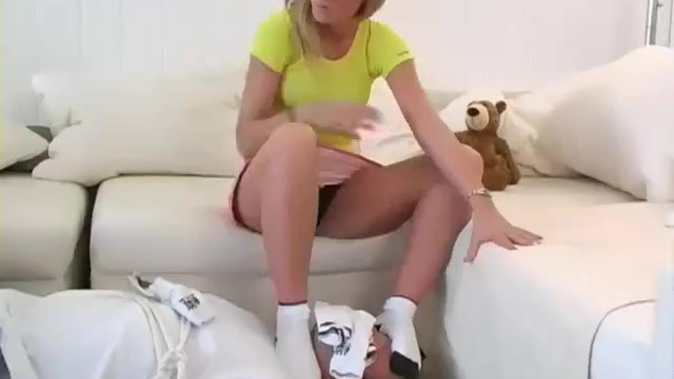 Jessy sock domination