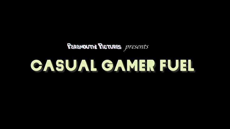 Casual Gamer Fuel F/f Sfx Casual Micro Vore