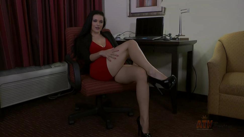 Katrina Jade Masturbation Video 1