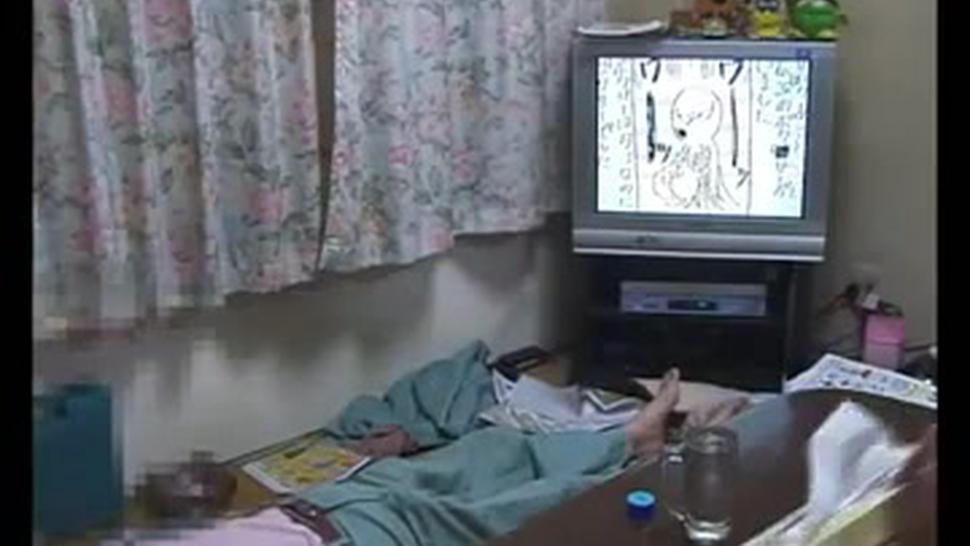 Sexual Life Ordinary Japanese Asian Couple Voyeur