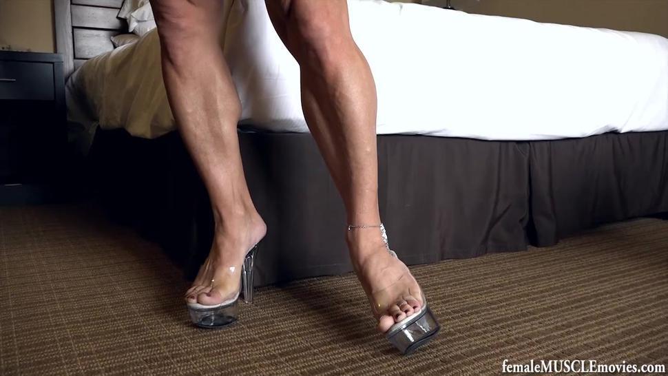 FBB Leg and Foot Worship