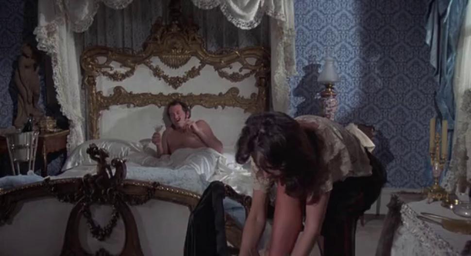 Isela Vega nude - Fiona Lewis nude - Drum - 1976