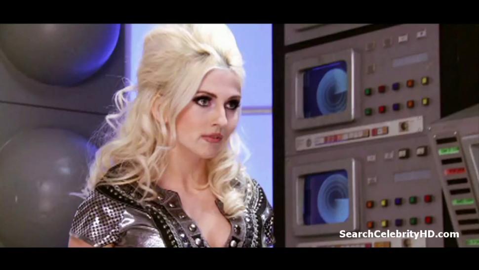 SEARCH CELEBRITY HD - Krissy Lynn and Christie Stevens - Intergalactic Swingers