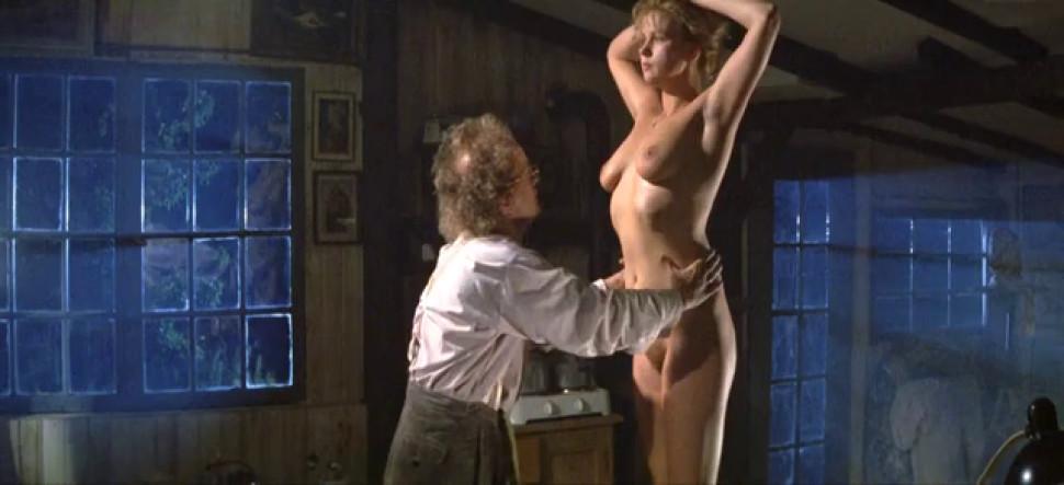 Veronica Ferres nude - Schtonk - 1992