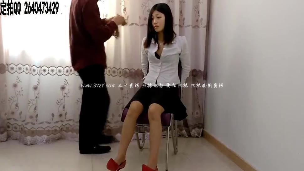 ??????Chinese girl bondage