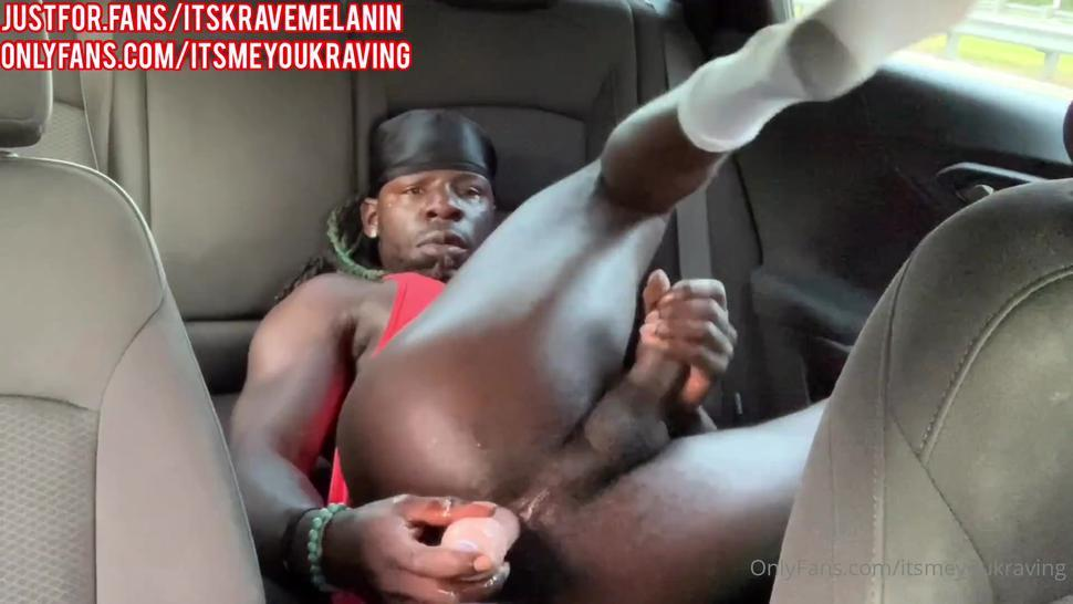 Got Horny on my Way Back to Atlanta - Krave Melanin