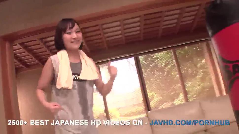 Uika Hoshikawa goes full mode on dick in extreme XXX - More at javhd netUika Hoshikawa goes full mod