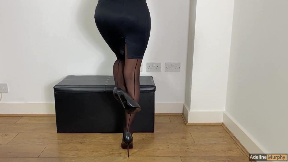 Adeline Murphy's Creamy Pussy Does WAP Dance On Cock. Fucks Her Pussy Until Orgasm. Handjob Cumshot
