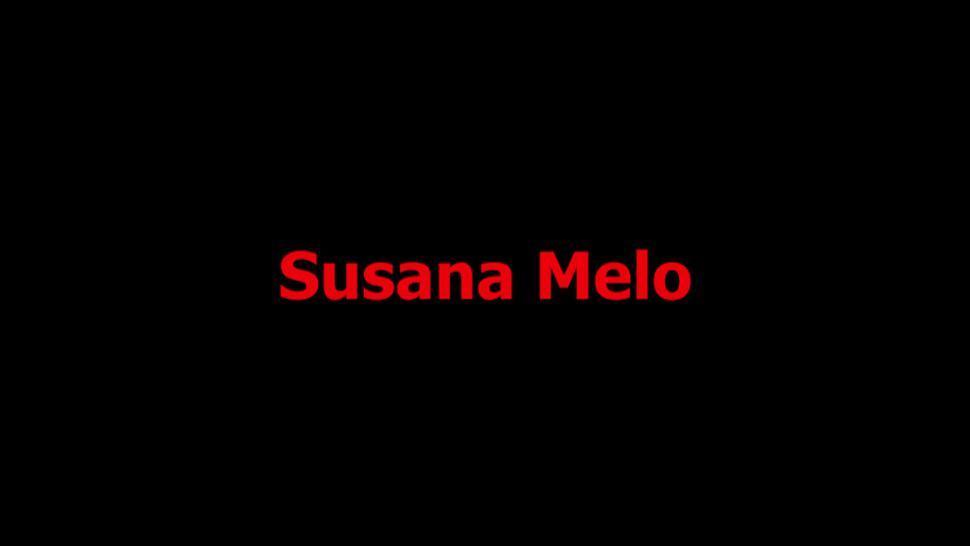 Nice Moments With Horny Redhead - Susana Melo