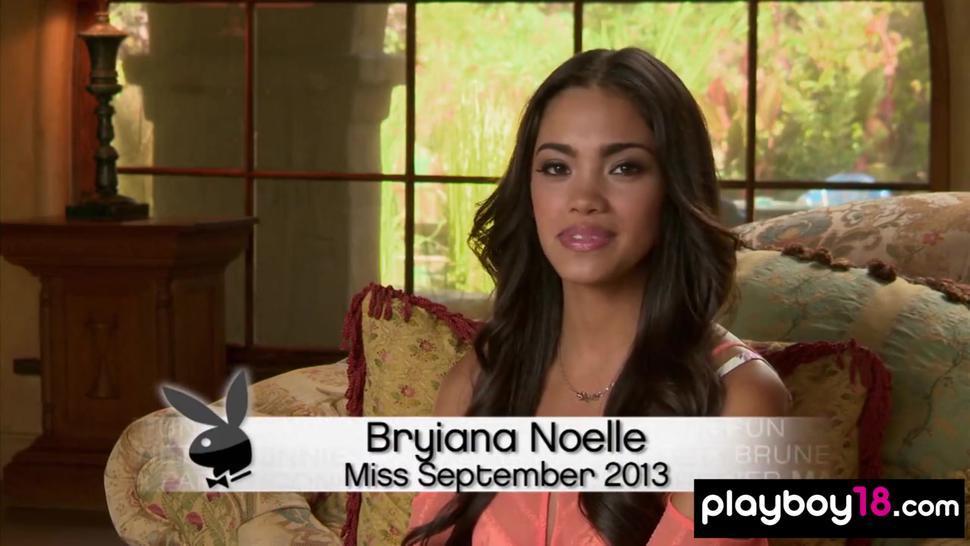 Extra small ebony beauty Bryanna Noelle reveals her big natural boobs