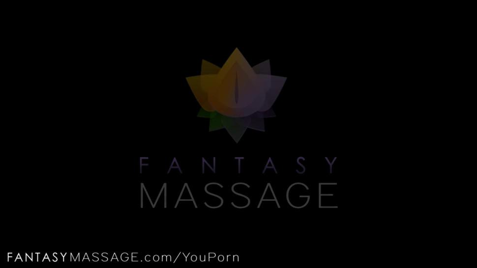 Fantasymassage Stepmother Shows Son How To Please A Woman