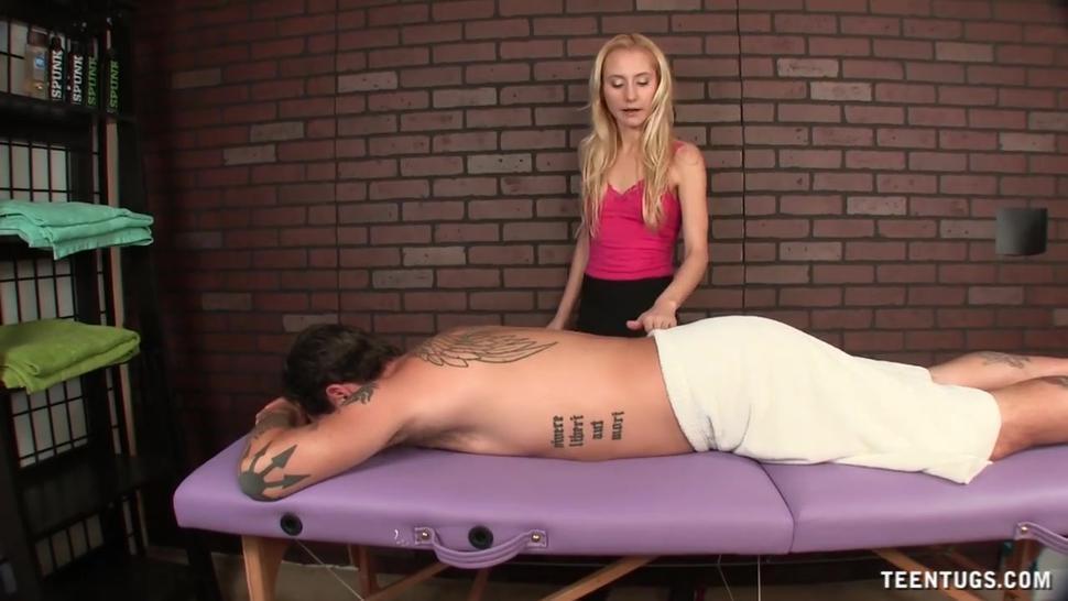 dick massage spa