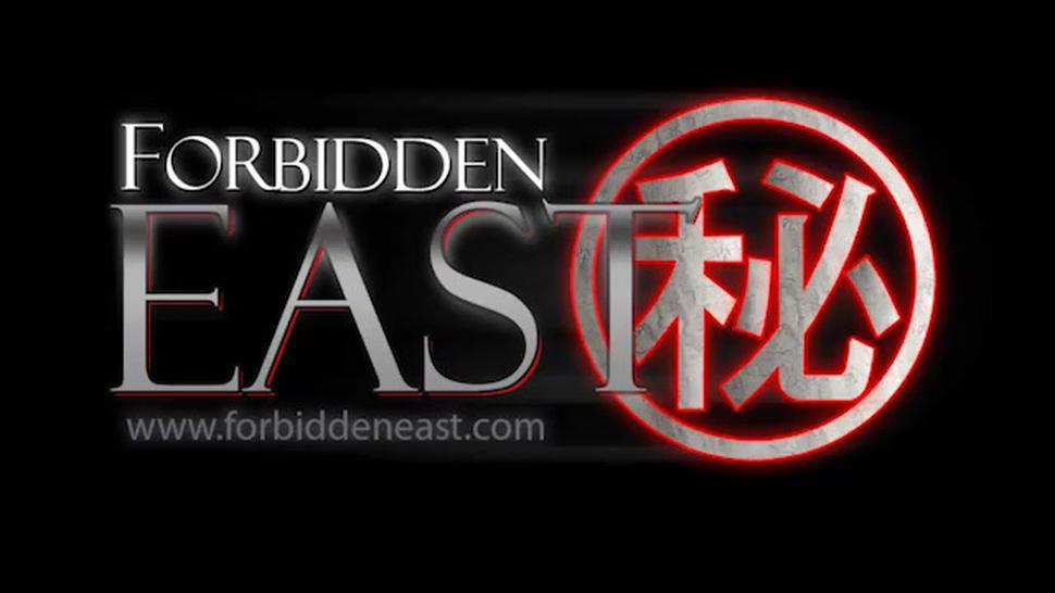 FORBIDDEN EAST - Big Titted Asian Dame Fucked Hard By Young Lover