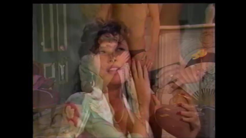 Kristara Barrington gets an anal creampie from Tom Byron