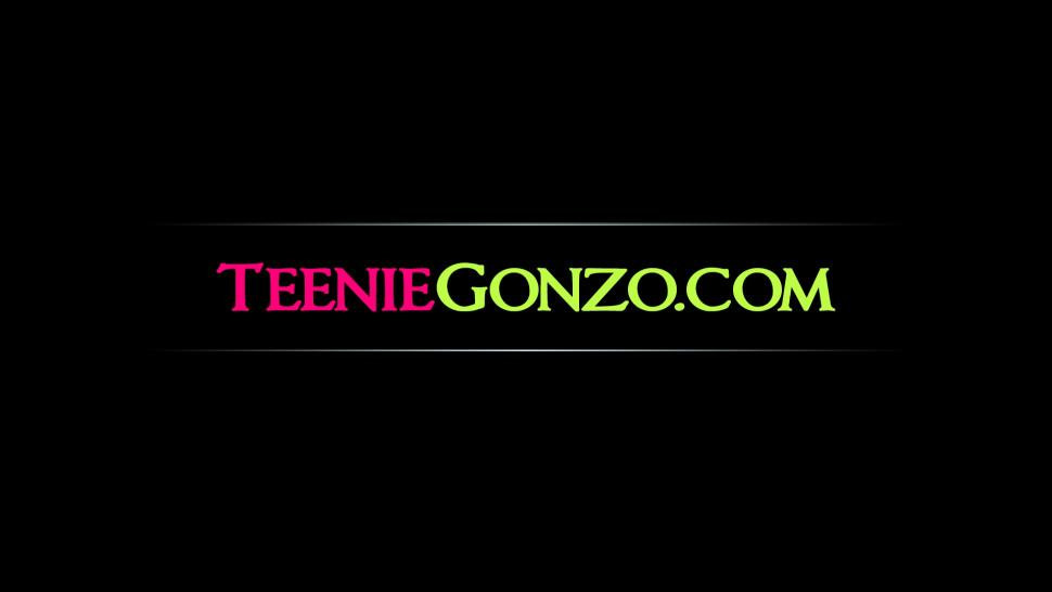 TEENIE GONZO - Lesbian orgy with a sybian and Jojo Kiss and Jessica Malone