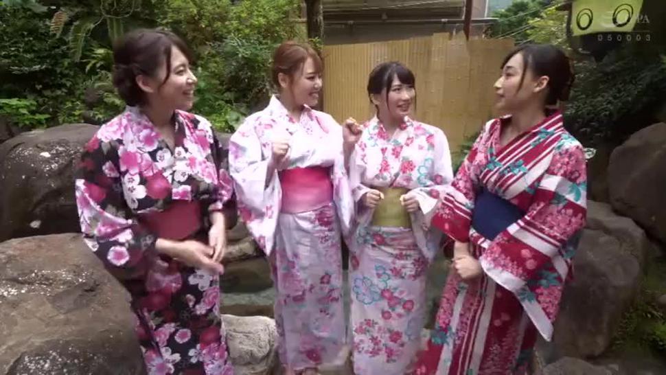 asian women party screw