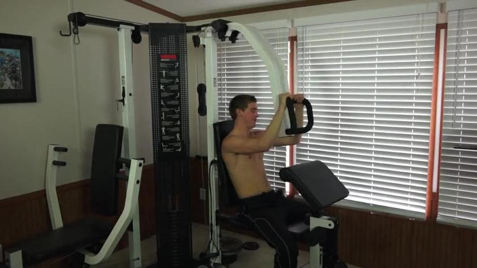 gym crazy post orgasm
