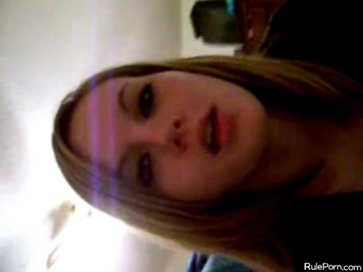Great ex girlfriend makes hot self shot video
