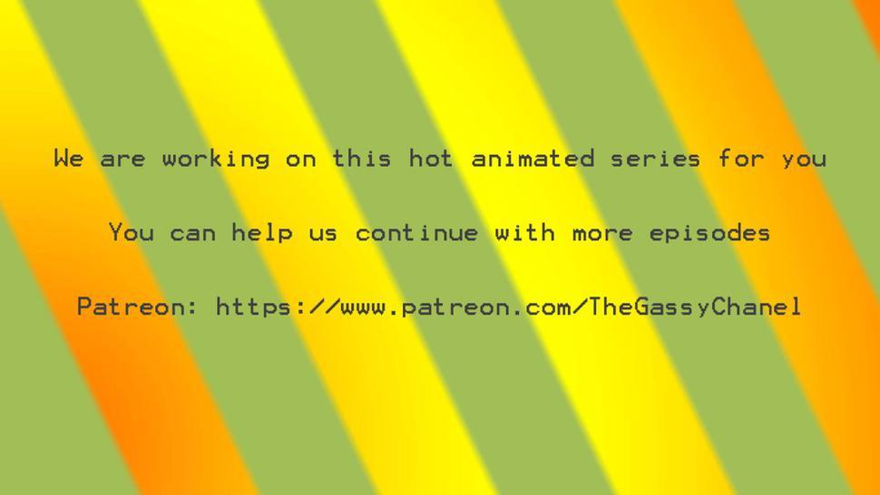GIFT - A FART AND BURP VIDEO ANIMATION - SECOND LIFE - FART SLAVE