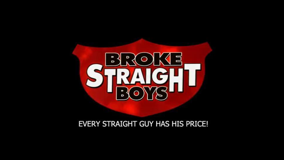 Broke Straight boy 4WAY FULL SCENE Mike, Kevin, JJ & Leon
