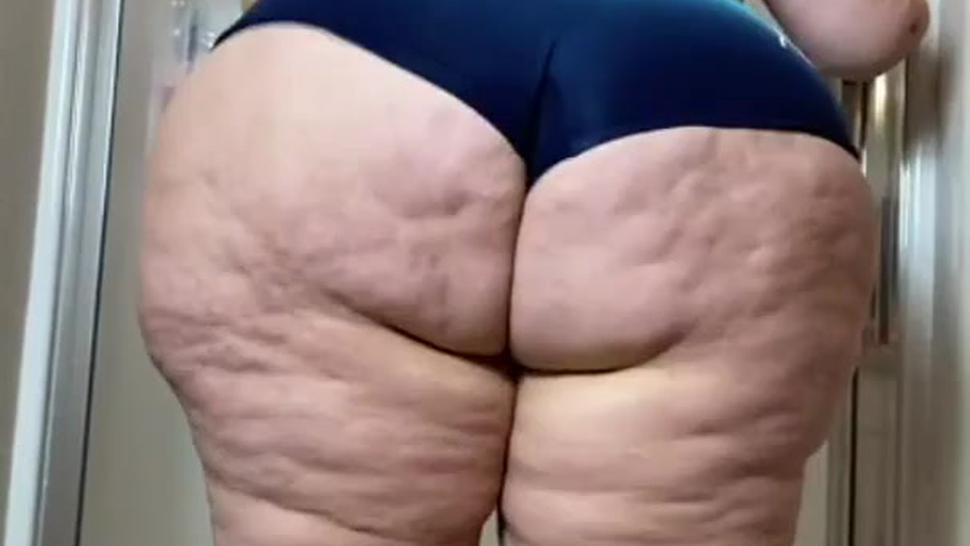 Jexkaa Wolves - Cellulite Rear View