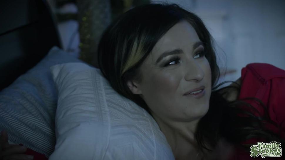 Mackenzie joins the siblings in reaching orgasm