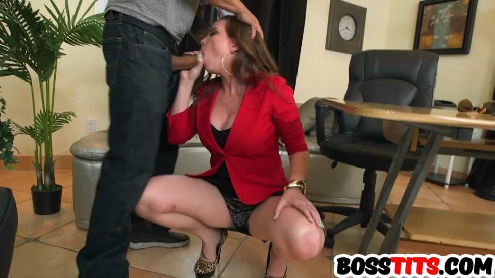BOSSTITS - Boss Jessica Rayne Has The Best Breasts