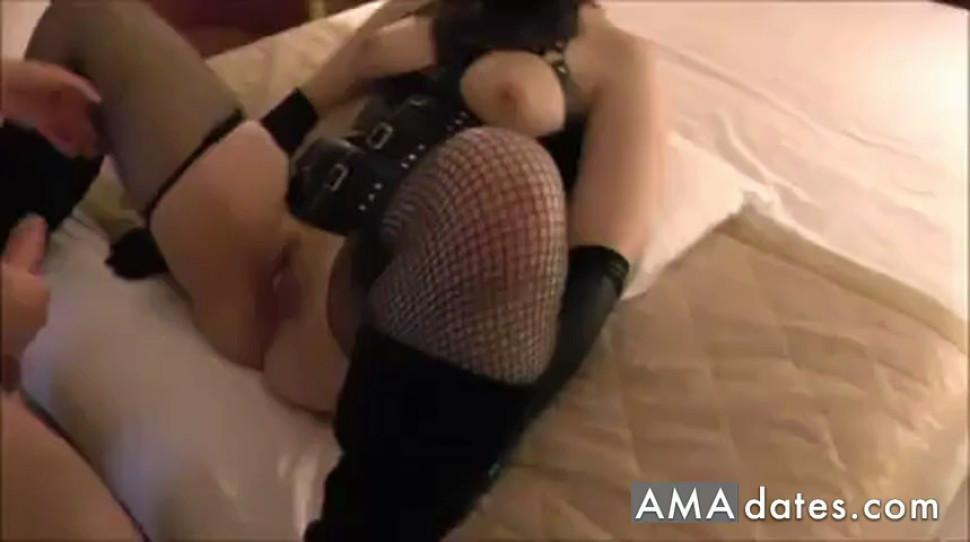 Masked Wife Is Shared - video 1