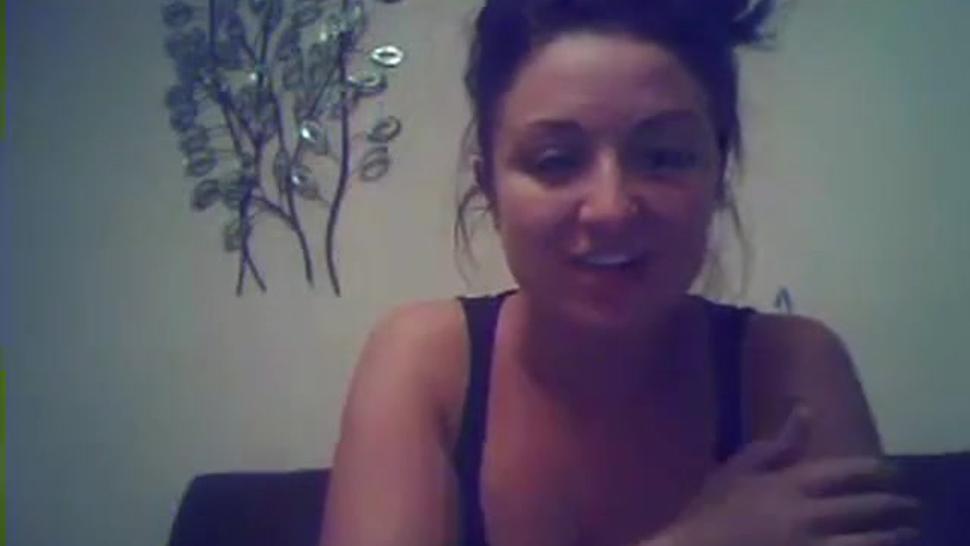 Tattood British Webcam Girl