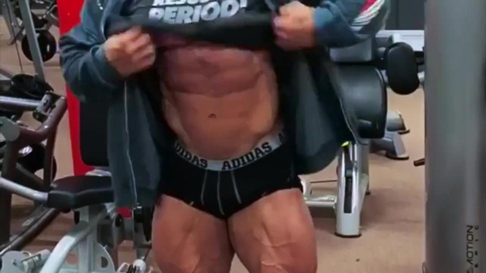 He's Super Hot and He's Super Huge